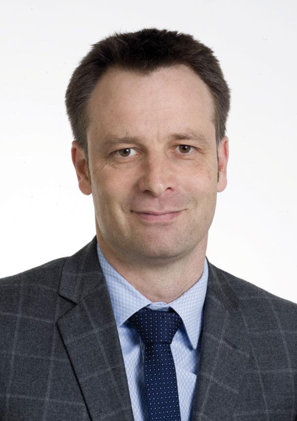 Markus Spillmann, MA