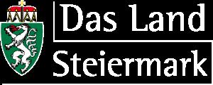 Das Land Steiermark Logo – negativ
