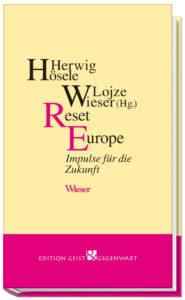Reset Europe – Das Buch zum Pfingstdialog 2021